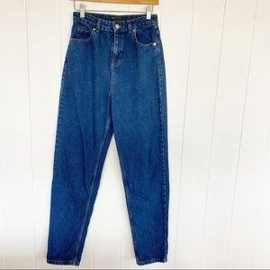 ASOS Design 90s Super High Waisted mom jeans